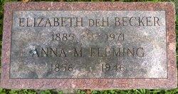 Elizabeth K. <i>DeHaven</i> Becker
