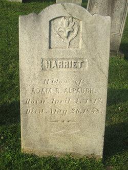 Harriet Alpaugh