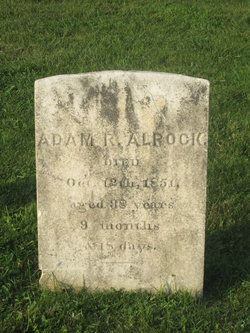 Adam R Alpaugh