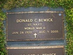 Donald C Bewick