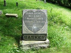 Susanna <i>Bixler</i> Baskey