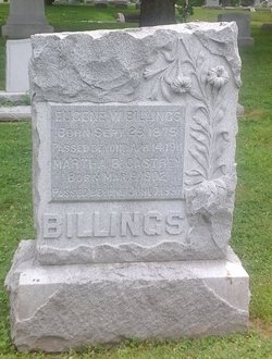 Martha Frances <i>Billings</i> Castrey