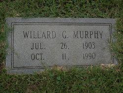 Willard G Murphy