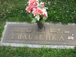 Sara M <i>White</i> Bauschka