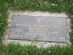 Russell H Bauschka