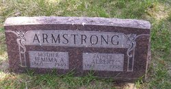 Jemima A <i>Prickett</i> Armstrong