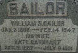 Kate <i>Barnhart</i> Bailor