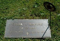 Oscar John Blasing