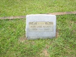 Mary Jane <i>Brantley</i> Adcock