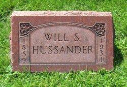 William Sigismund Hussander
