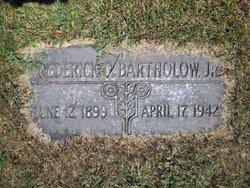 Frederick O. Bartholow, Jr