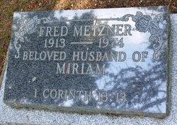 Fred Metzner