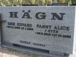 Fanny Alice <i>Sten</i> H�gn