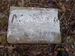 Alevia Ann Carson <i>Norman</i> Chinn