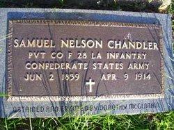 Samuel Nelson Chandler