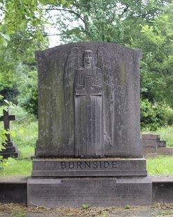 Margaret Allan Iris Burnside