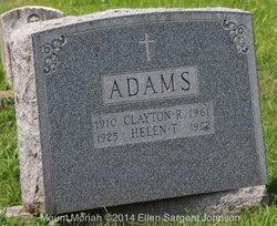 Helen Lee <i>Trimble</i> Adams