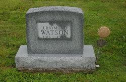 John Raymond Watson