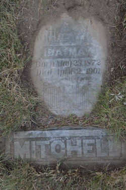 Mrs Ida Mae <i>Bruton</i> Mitchell