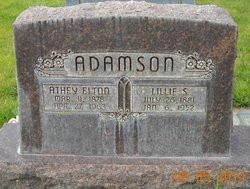 George Athey Elton Adamson