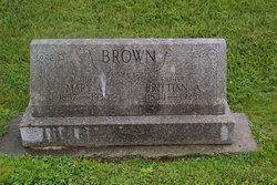 Mary Adaline <i>Jessup</i> Brown