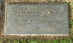 Abraham Doyle