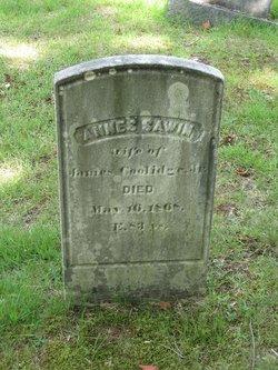 Annes <i>Sawin</i> Coolidge
