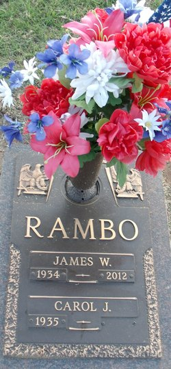 James Wilson Jim Rambo