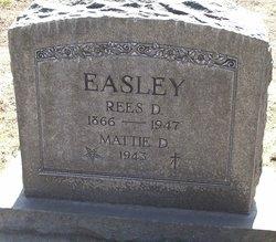 Mattie Dunkley <i>Porter</i> Easley
