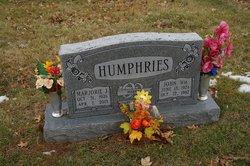 Marjorie Jean <i>Murray</i> Humphries
