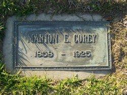 Marion E <i>Walrath</i> Corey