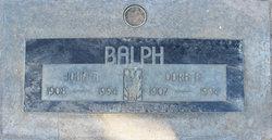 John R Balph