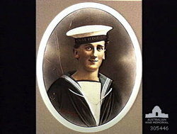 Signalman Sydney Percy Baker