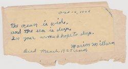 Marion Herald Milburn