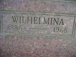 Wilhelmina <i>Bernards</i> Heesacker