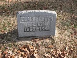 Emma <i>French</i> Buck
