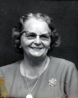 Alma Hazel <i>Pufpaff</i> Prom