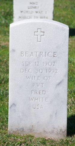 Beatrice White