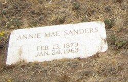 Annie Mae <i>Van Horn</i> Sanders