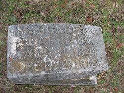 Margaret A Garrison