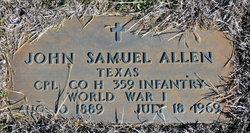 John Samuel Allen