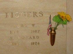 Norris Howard Biggers