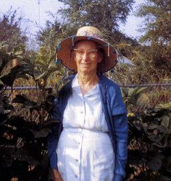 Nora Frances <i>Sadler</i> Farley