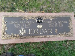 Dorothy Lee <i>Moore</i> Jordan