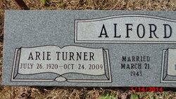 Arie Turner Alford