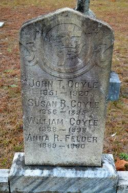 Anna E <i>Ryan</i> Felder