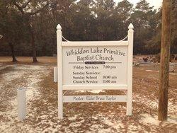 Whiddon Lake Cemetery
