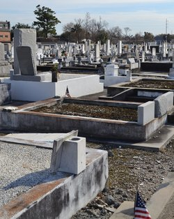 Saint Patrick Cemetery #1