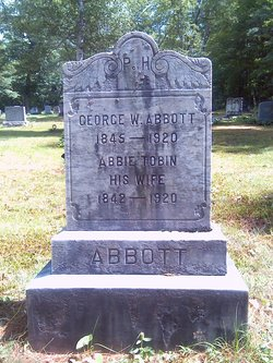 Abigail W. Abbie <i>Tobin</i> Abbott