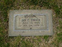 Jan Carroll Zimmer